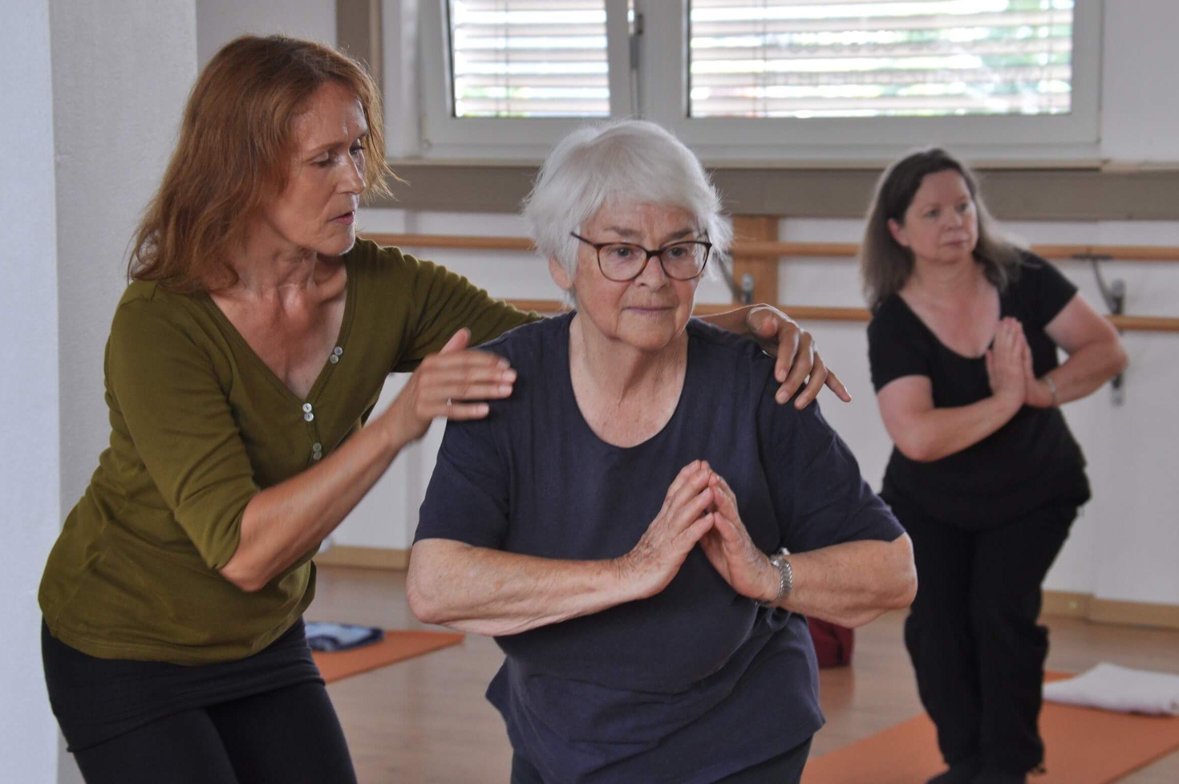 Yoga Konstanz Sanft Angebote